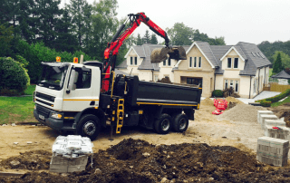 Greater Manchester Muckaway Grab Hire Services Mini Digger Hire North West Cheshire Bury Bolton Stockport Salford