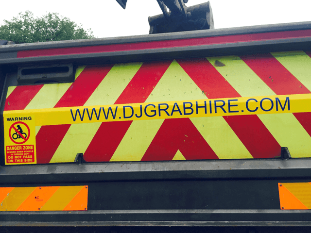 DJ Grab Hire | Greater Manchester Grab Hire Services